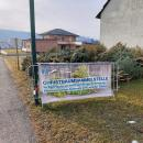Erfolgreiche Christbaum-Sammelstellen Aktion der FPÖ Vasoldsberg