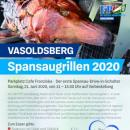 Traditionelles Spansaugrillen der FPÖ Vasoldsberg