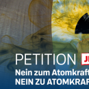 Nein zum Atomkraftwerk Krsko in Slowenien