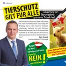 TIERSCHUTZ GILT FÜR ALLE